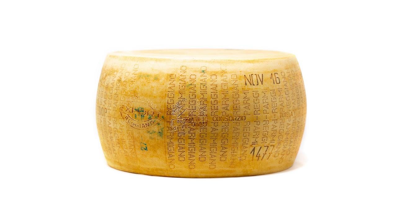 Parmigiano Reggiano DOP forma intera