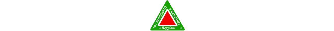 Prosciutto di Bassiano Reggiani marchio